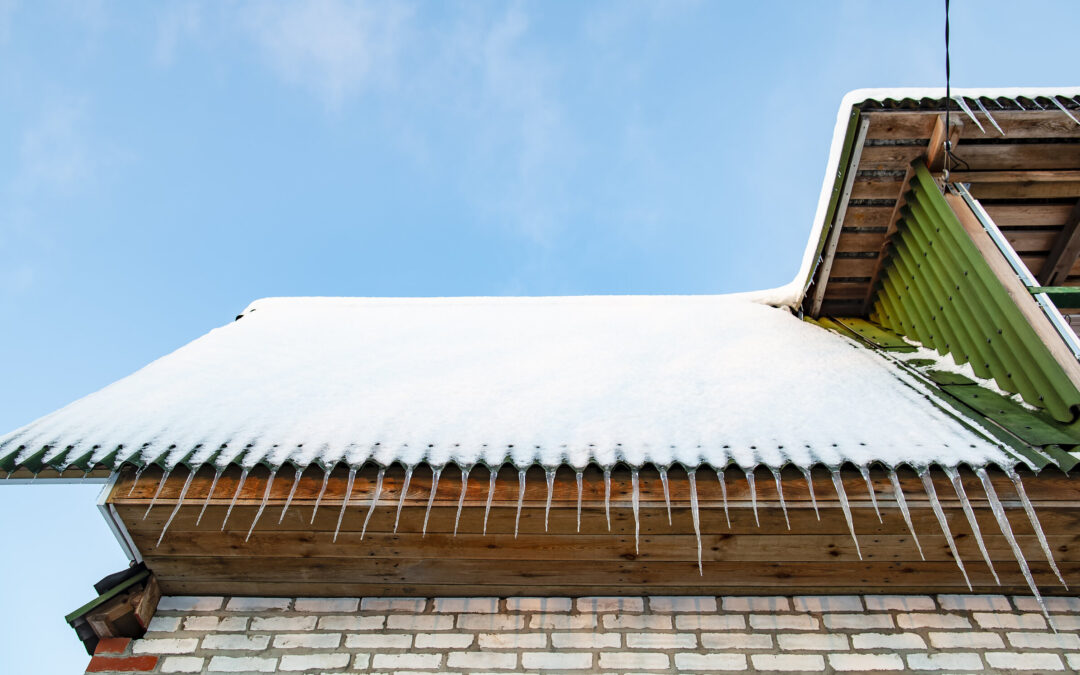 How to De-ice Your Roof